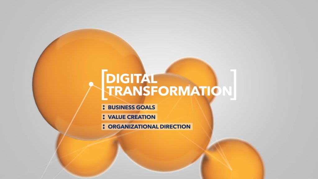 A 3d animation and motion graphics concept presentation video GroupM and their Business Science concept
