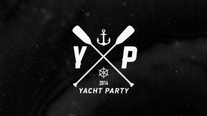 A motion graphics and animated title sequence and graphic package for the Danish series Yacht Party