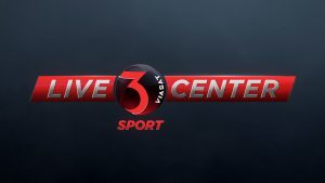A 3d and motion graphics title sequence opener for TV3 Sport Viasat Livecenter