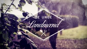 Editing, color grading, motion graphics and animations for a title sequence and graphic package for the TV series De Unge Landmænd