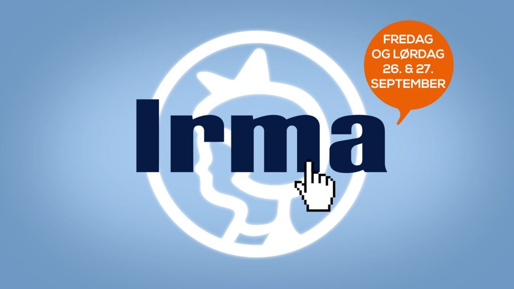 Motion Graphics and Animated TV commercial video production for Irma.dk