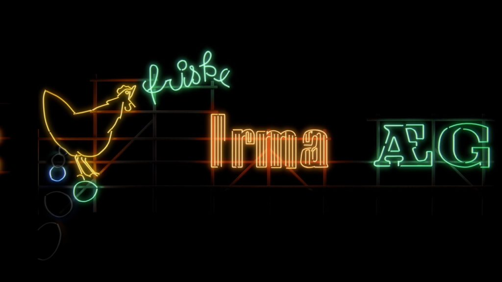 Editing, animation and motion graphics for a TV Commercial and promotional video for Irma supermarket