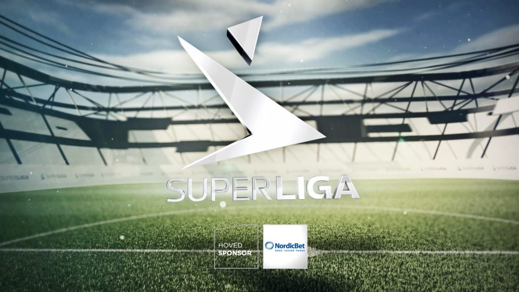An opener motion graphics and 3D animated branding sequence for NordicBet Superliga on TV