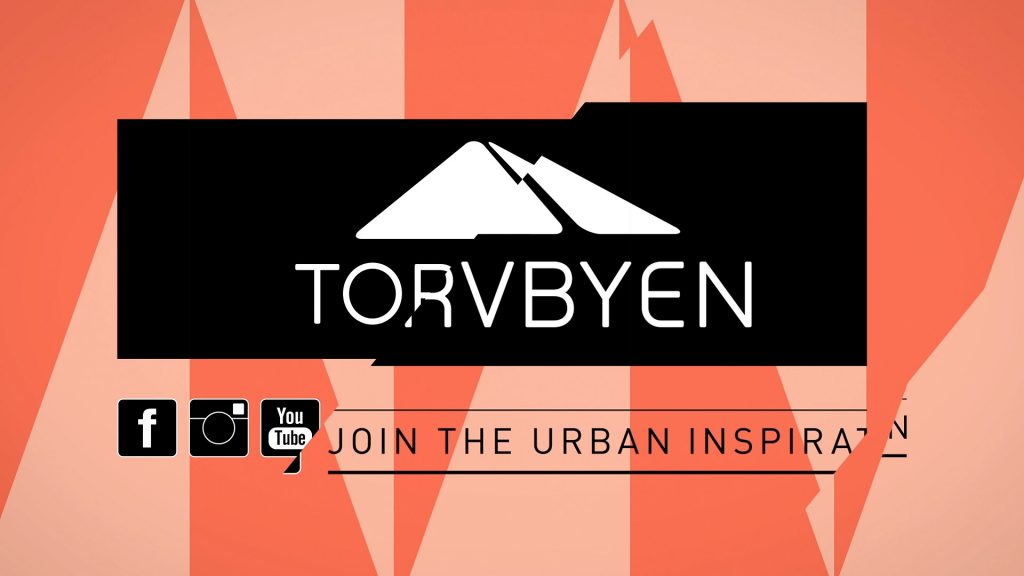 Motion Graphics, editing and animation for a TV commercial video production for Torvbyen shopping mall