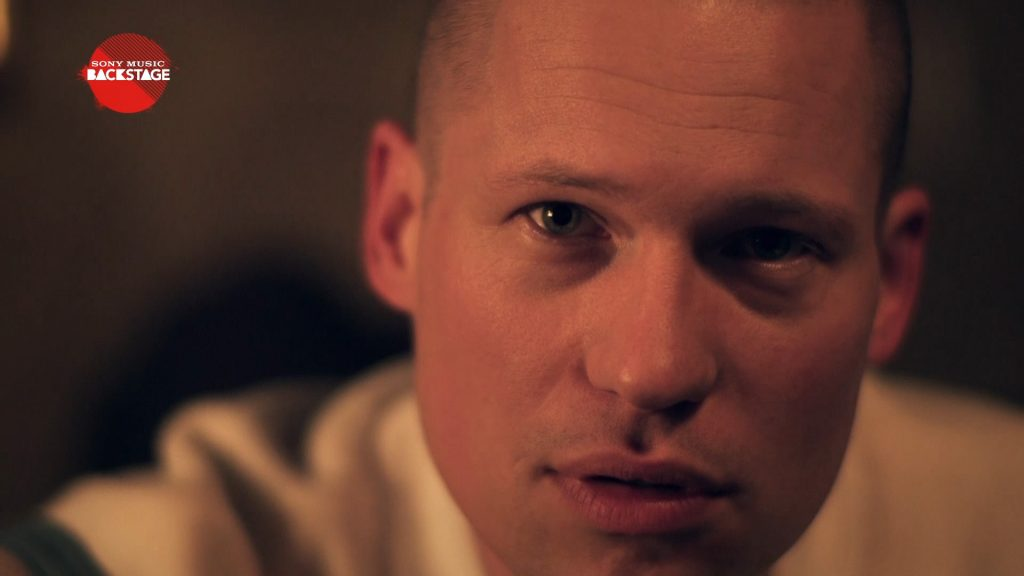 A film production and post production of a EPK for Sony Music Backstage with Danish rapper Yepha