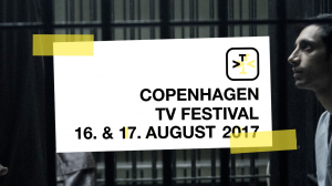 Motion Graphics and animated title sequence and graphic event packaging for Copenhagen Tv Festival 2017