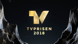 A motion graphics award show packaging for the Danish TV Prisen 2018 including this title sequence