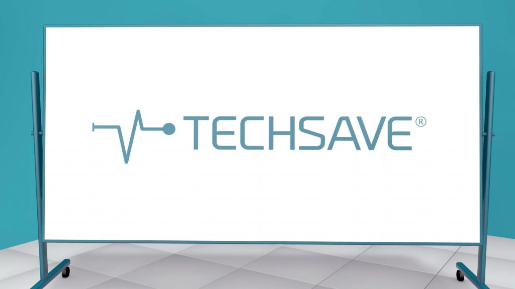 An animated explainer video for Techsave and the company's technology that saves liquid damaged electronics