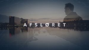 Title sequence and motion graphics package for DR-TV prestigious Investigative Reportage serie Afsloret - Motion Graphics, 3D Animation, post production