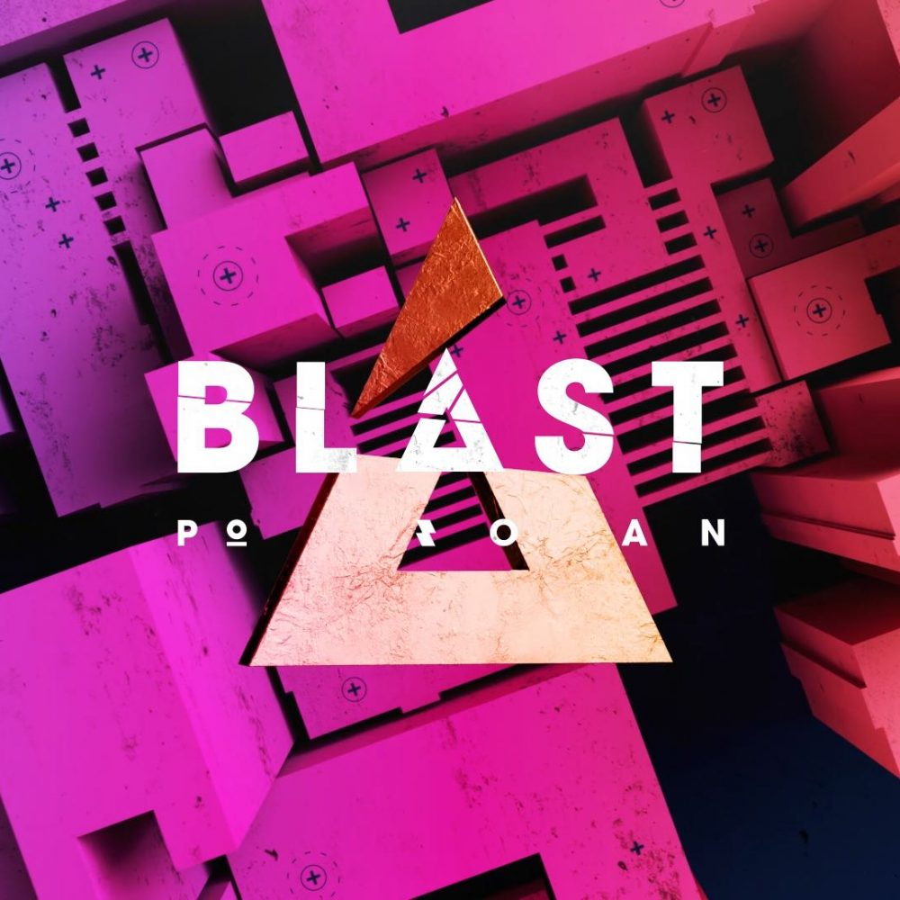 Title sequence for Blast Pro Series Copenhagen. A worldwide E-sport CSgo (Counter Strike) event. Full blown 3d, vfx and motion graphics production.