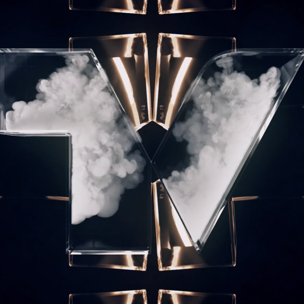 A motion graphics award show packaging for the Danish TVAward 2019 including this title sequence